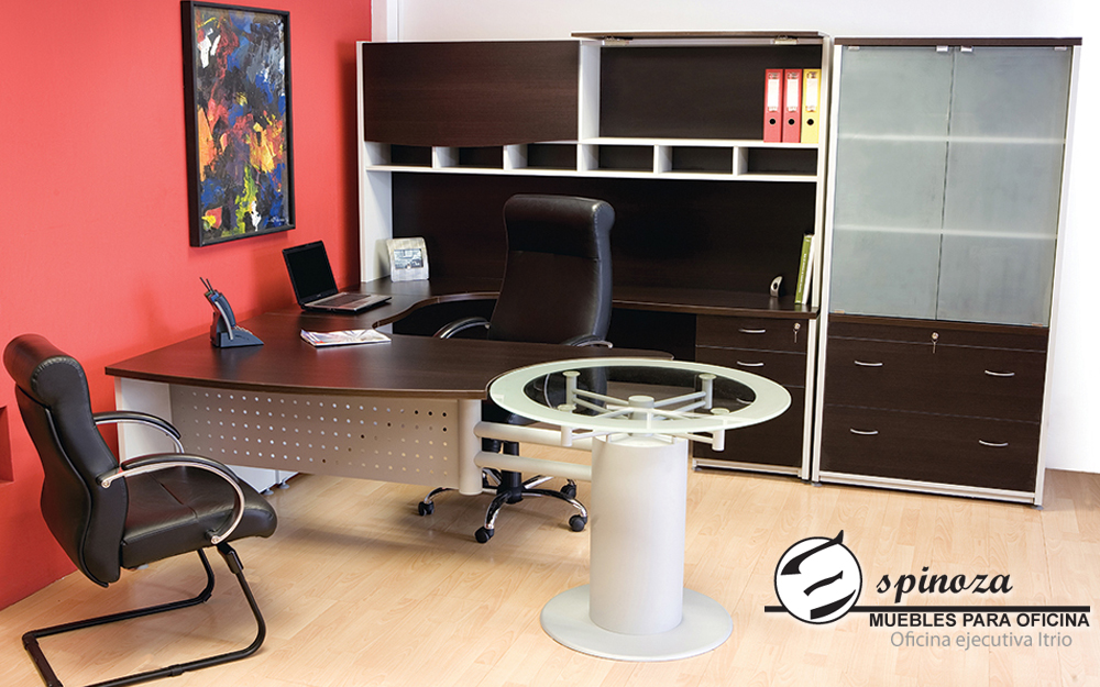 Inicio muebles para oficina for Muebles de oficina wengue